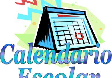 Calendario final de 2º Bachillerato