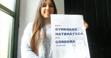 XXIII Gymkhana matemática por Córdoba