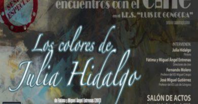 Encuentros con el cine en el IES Luis de Gońgora – Sesión 40ª